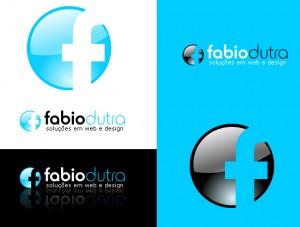 Brainstorm para criação do logotipo do Fábio Dutra